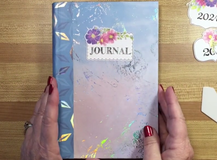 How to Start an Altered Book Journal